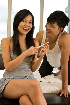pregnant couple Model Release 297 Caucasian female posing nude