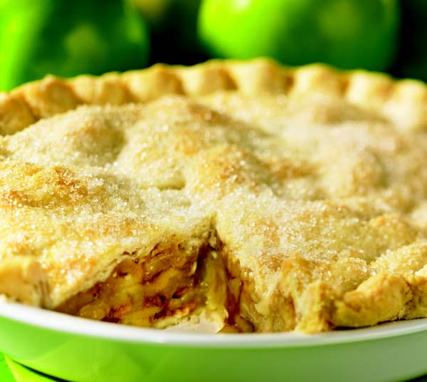 Granny Smith Apple Pie Double crust apple pie — recipes hubs