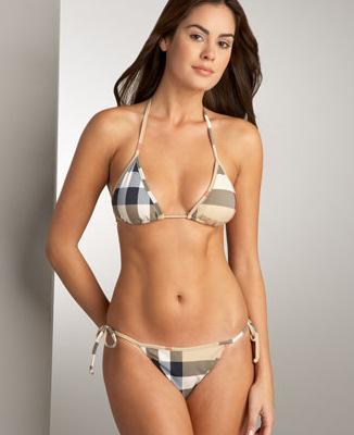 burberry bikini outlet